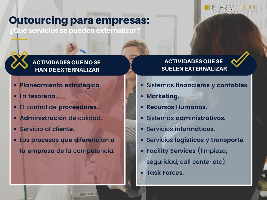 Outsourcing para empresas