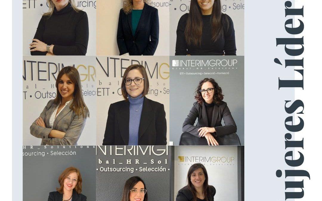 Liderazgo femenino en INTERIM GROUP