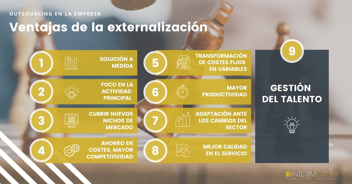 Ventajas del outsourcing _INTERIM-GROUP