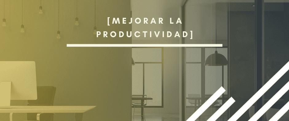 Aumentar la productividad: 5 estrategias clave