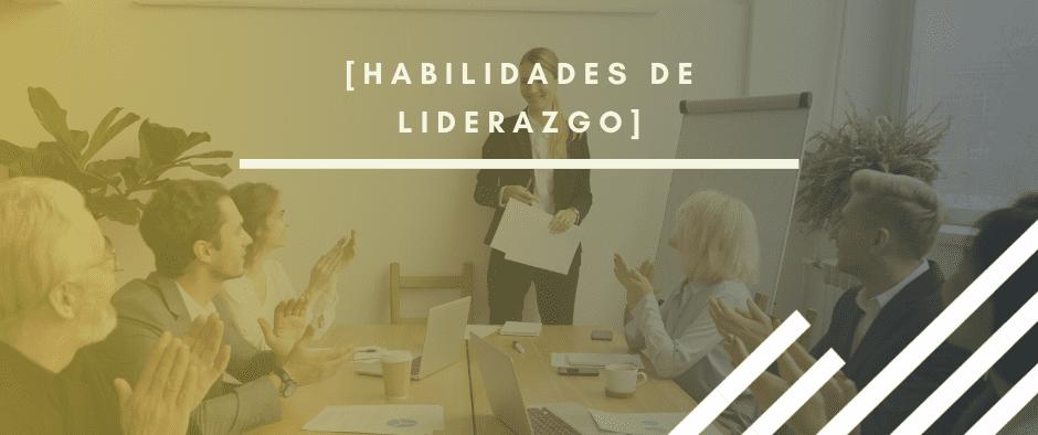 Habilidades de liderazgo y ejemplos de formación para líderes