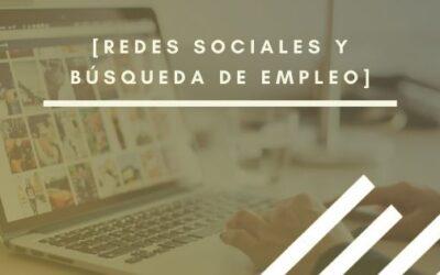 Redes Sociales: su papel en la búsqueda de empleo